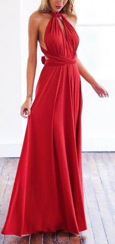 Convertible maxi - I have this dress and I love it!