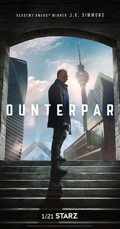 Created by Justin Marks. With J.K. Simmons, Harry Lloyd, Olivia Williams, Nazanin Boniadi. A UN employee discovers the agency he works for is hiding a gateway to a parallel dimension.