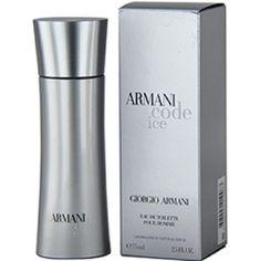 Armani Code Ice By Giorgio Armani