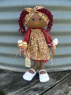 Easter doll.