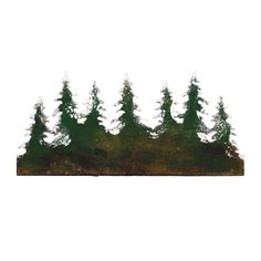 HAVE                                Sizzix On the Edge Die - Tree Line $15.99