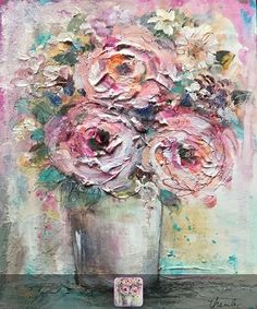 Fresh Flowers - Ursula Wollenberg