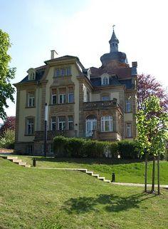 Villa Ipser Rothenburg  Alte Steinhauser 11 Zweibruecken