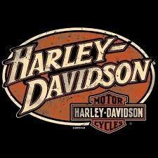 Harley Davidson Logo Svg Clipart Vector Cut File Cricut