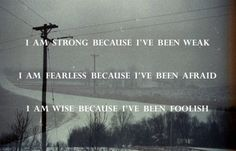 TRUTH: I've hit rock bottom hard - Now, I am one of the strongest women you will ever meet.