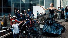 Annie Leibovitz to Vogue, November 2004