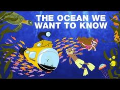 The Ocean We Want To Know - Animated Parody of Gotye's Somebody That I Used To Know