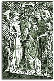 Sts. Denis, Rusticus, and Eleutherius - Saints & Angels - Catholic Online Feast Day October 9th.