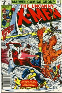 "X-Men #121: ""Shootout at the Stampede!"""