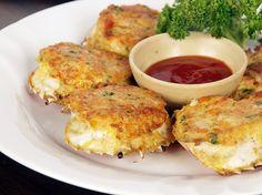 Tortang Alimasag Crab Omelet Recipe | Filipino Foods Recipes