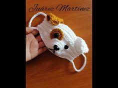 Crochet Mask, Crochet Faces, Crochet Toys, Crochet Hair Accessories, Crochet Hair Styles, Crochet Videos, Baby Sweaters, Diy Face Mask, Mask For Kids