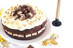 Rolo-Nuts taart