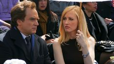 """'Tomorrow' It took seven years before Bradley Whitford's Josh and Janel Moloney's Donna hooked up. """"I remember thinking, 'How emotionally constipated is this dude?' """" says Whitford. """"But I think they wisely held off."""""""