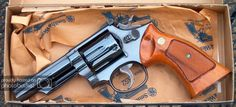 Other than the bluing on my pre-war guns, the finish on this Texas Ranger is as nice as I have seen (the stocks are kind of easy on the eyes as well). Show me your favorite blued guns with the ni Smith And Wesson Revolvers, Smith N Wesson, Draft Mule, Detective Movies, Colt Python, Survival Equipment, Show Me Your, Pistols, Tactical Gear