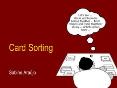 card-sorting-404879 by Sabine Araujo via Slideshare