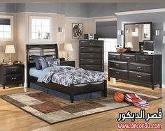 Beautiful children's bedroom