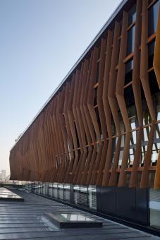 facade modulation
