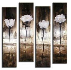 Cuadro de flores 385