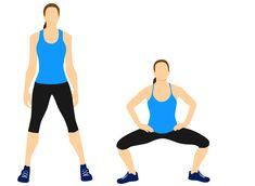 Tréninkový plán s 5 cviky na všechny svaly Vašeho zadečku | Blog | Online Fitness No Equipment Workout, Workout Programs, Pilates, Sumo, Sports, Memes, Blog, Training Programs, Sport