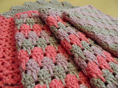 Diy And Crafts, Blanket, Baby, Accessories, Malli, Crochet Motif, Blankets, Baby Humor, Cover