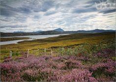 Martina Cross - Loch Eriboll - Sutherland - Schottland