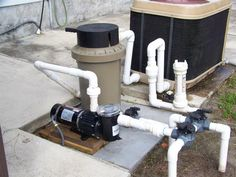 The Wayne Self-Priming In-Ground Pool Water Pump is self-priming with reinforced thermoplastic components for weather and corrosion resistance.