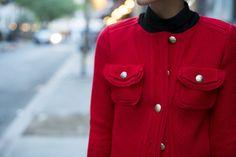Damsel in Dior   1 Jacket 3 Ways