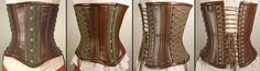 Fantasy hemp corset composite by LillysWorkshop.deviantart.com