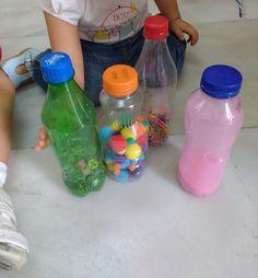 Recopilación de mis Materiales para Educación Infantil materiales-infantil.blogspot.com.es Drink Bottles, Water Bottle, Diy Crafts, Drinks, Minnie Mouse, Ideas, Sensory Bottles, Hampers, Drinking