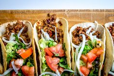 These Classic Ground Beef Tacos use homemade seasoning loaded with chipotles in adobo to create a rich, full flavor. So good!