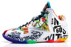 "Nike LeBron 11 ""What the LeBron"" (Release Date) - EU Kicks: Sneaker Magazine"