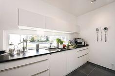 #küche #kitchen #modern #clean