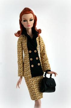 Suit for 16 inch Fashion Doll by ~Sweet Sixteen Shop~ on Etsy,
