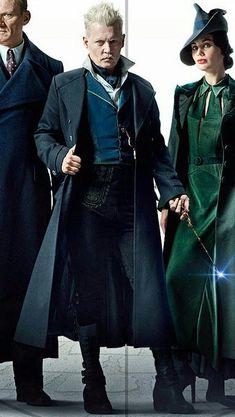 gimme that hat! Mundo Harry Potter, Harry Potter Cast, Harry Potter Universal, Harry Potter World, Harry Potter Hogwarts, Gellert Grindelwald, Crimes Of Grindelwald, Fantastic Beasts Movie, Fantastic Beasts And Where