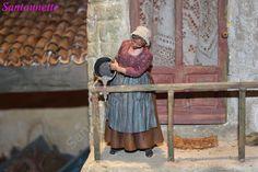 Une magnifique exposition de figurines de Liliane GUIOMAR