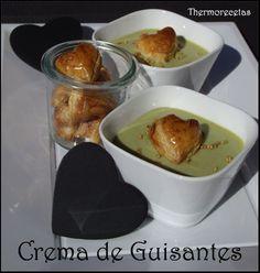 Crema de guisantes (THX)