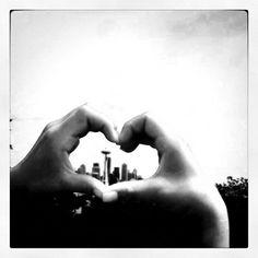 I heart you....