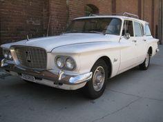 1960 Valiant wagon
