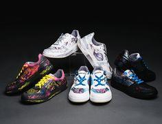 Artist Penny Fedor x Kruzin Footwear