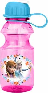 Frozen Elsa & Anna 14 oz Tritan Water Bottle