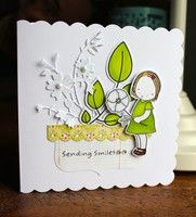 A Project by waterytart from our Stamping Cardmaking Galleries originally submitted 03/11/13 at 10:55 AM