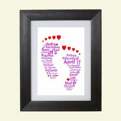 Birth Weight, Gifts For New Parents, Baby Birth, Footprints, Heart Shapes, New Baby Products, Gender, Daughter, Memories