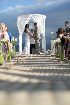 Glam Beach Wedding in Puerto Vallarta, Mexico
