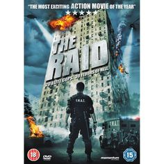 OK - probably just me this one! It is pretty much a pure action film.