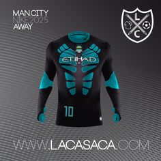 Nike 2025 Fantasy Kits - Manchester City Away