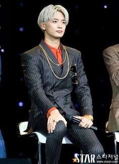 """SHINee's Minho press conference for """"1 of 1"""""""