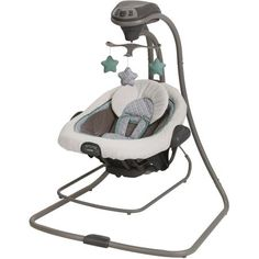 Graco DuetConnect LX Swing   Bouncer, Manor