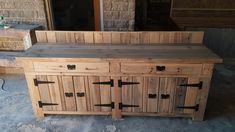 Wood Creations, Buffet, Cabinet, Storage, Creative, Furniture, Home Decor, Clothes Stand, Purse Storage