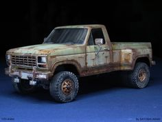"Revel SNAP KIT "" Ford picup"" 1/24 scale"
