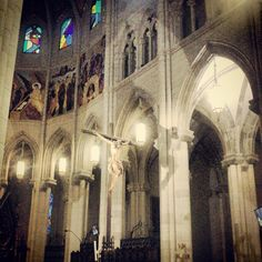 Catedral de la Almudena ---> Madrid, Instagram Posts